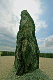 Menhir Stock Photo