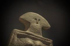 Menhir della statua fotografia stock libera da diritti