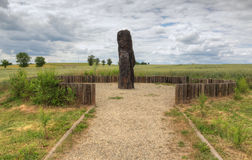 Menhir Stone Shepherd Stock Photos
