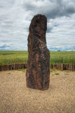 Menhir Stone Shepherd Royalty Free Stock Photos