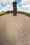 Menhir Stone Shepherd Royalty Free Stock Images