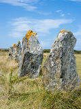 Menhirs Stock Photography