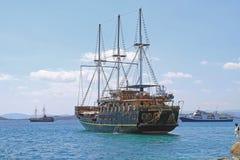 Menia Maria Ship Stock Image