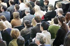 Menigte - Menschenmenge Stock Foto