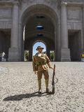 Menin brama w Ypres Obrazy Stock
