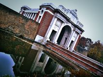 Free Menin Gate In Ypres Royalty Free Stock Photos - 50834108