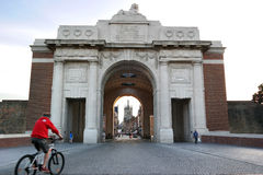 Menin Gate Royalty Free Stock Image
