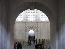The Menin Gate Stock Photo