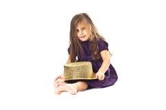 Menina Foto de Stock Royalty Free