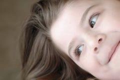 Menina 2 do Criança-Canto imagens de stock royalty free