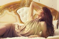 Menina Imagens de Stock Royalty Free