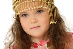 A menina Imagens de Stock Royalty Free