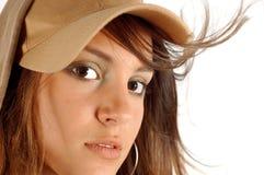 Menina #4 da beleza Fotografia de Stock