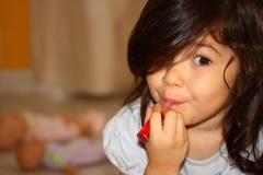 Menina Fotografia de Stock