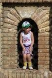 A menina Fotografia de Stock Royalty Free