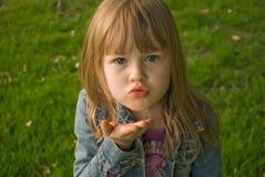 A menina. fotografia de stock royalty free