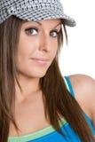 Menina adolescente bonita Fotos de Stock Royalty Free