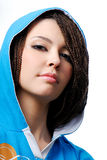 Menina adolescente bonita Imagem de Stock Royalty Free