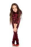 Menina adolescente encantador Imagens de Stock Royalty Free