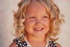 Menina adorável. Imagens de Stock