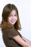Menina americana Fotografia de Stock
