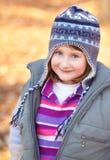 Menina ao ar livre Foto de Stock Royalty Free