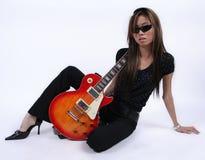 Menina asiática Fotos de Stock Royalty Free