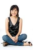 Menina asiática Fotos de Stock