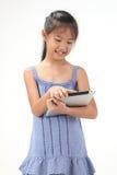 Menina asiática Imagens de Stock Royalty Free