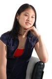 Menina asiática 5 Fotografia de Stock Royalty Free