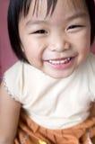 Menina asiática Fotografia de Stock