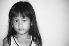 Menina asiática nova Fotos de Stock Royalty Free
