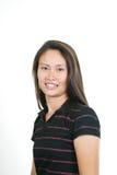 Menina asiática nova atrativa 10 Imagens de Stock Royalty Free