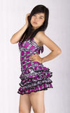 Menina asiática 'sexy' bonito Fotos de Stock