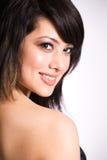 Menina asiática bonita Foto de Stock