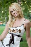 Menina bonita. Fotos de Stock Royalty Free