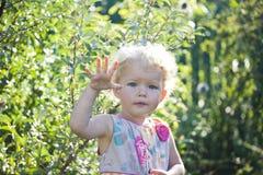 A menina bonita foto de stock royalty free