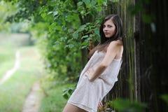 Menina bonita Foto de Stock Royalty Free