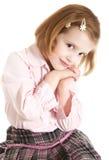 Menina bonita Fotografia de Stock