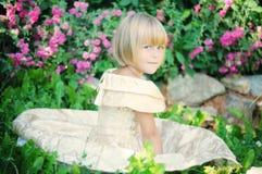 Menina bonita Imagem de Stock Royalty Free