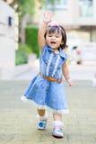 Menina bonito imagem de stock royalty free