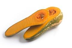 Menina Brasileira Pumpkin Stockfoto