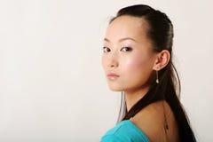 Menina chinesa Foto de Stock Royalty Free