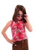 Menina com atitude fotos de stock royalty free