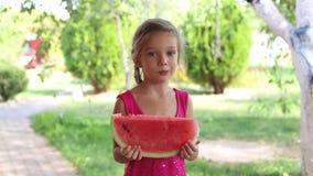 A menina come a melancia filme