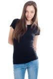 Menina consideravelmente magro Foto de Stock