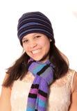Menina consideravelmente pre adolescente dos jovens Fotografia de Stock