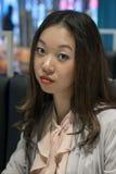 Menina coreana Fotos de Stock Royalty Free