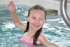Menina-criança na associação Imagem de Stock Royalty Free