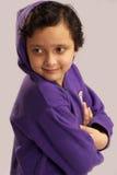 Menina da escola Imagem de Stock